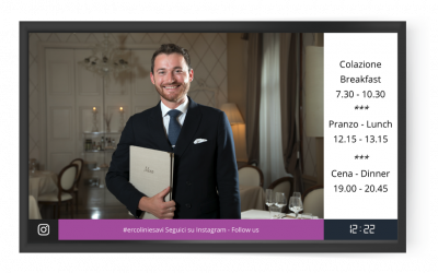 Quanto costa fare Digital Signage