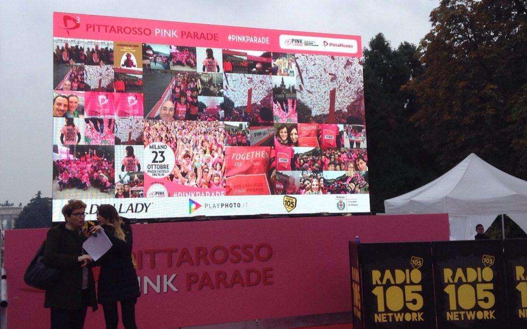 Come creare e visualizzare un Social Wall all'interno di eventi utilizzando il Digital Signage e gli schermi