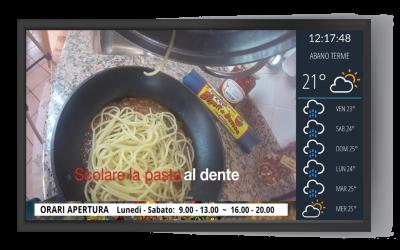 Come utilizzare il Digital Signage e gli schermi in negozio